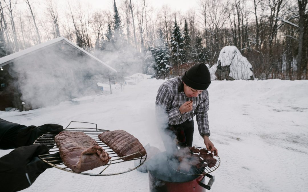 In Canada, Hunting and Preserving an Indigenous Way of Life